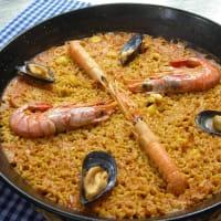 Arrocería La Valenciana, Paella Making