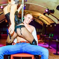 Budapest Dominatrix Stripper