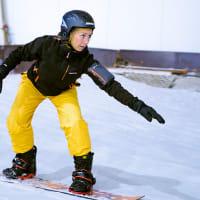 Indoor Snowboarding or Skiing