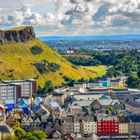 Salisbury Crags Edinburgh