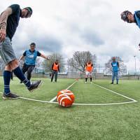Binocular Football
