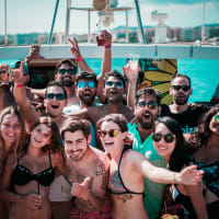 Cirque de La Nuit Boat Party & Club Entries
