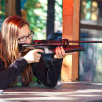 Air Rifles & Pistols - 25 Shots