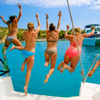 Stag Croatia Exclusive Luxury Speedboat Around Split