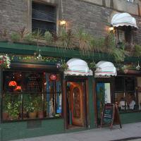 Sergio's Restaurant - Front exterior