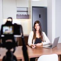 Filming Camera Girl