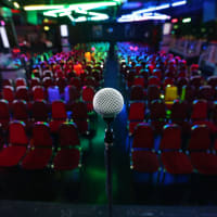 Comedy Club, Dinner & After-Party at The Comedy Loft Camden/ LOCK 17 & Dingwalls