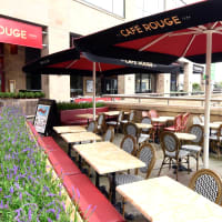 Cafe Rouge Manchester Salford - Exterior