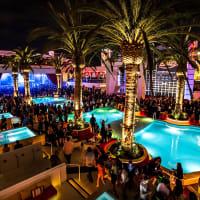 Drais Nightclub - beach party las vegas