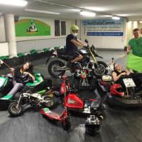 Motorkay Kart Arena Brno Indoor Track, Go Karting