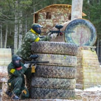 Outdoor Paintball - 200 Balls