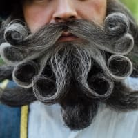 Beards - not just for Movember