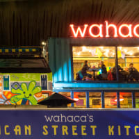 Behind the scenes: Wahaca