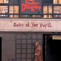 London Dungeon Enterance