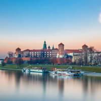 Wawel Royal Castle Krakow