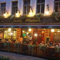 Paddy Whelan's Irish Pub & Sports Bar