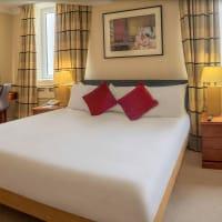Hilton Hotel Blackpool - bedroom