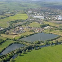 Ride Leisure Events Ltd arial view of location