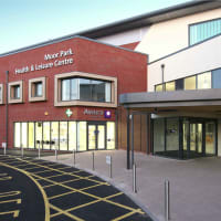 Moor Park Health & Leisure Centre - exterior