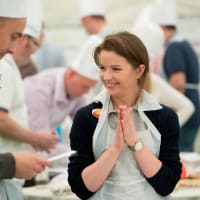 Bake off cookery workshop for Fresh Direct