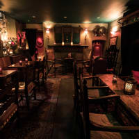 The Dark Horse - Bath Bar