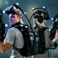 Virtual Reality Game Package