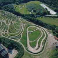 Knockhatch Adventure Park, Off road Kart track, Amazon events
