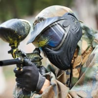 Outdoor Paintball -  100 Paintballs