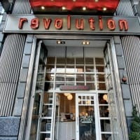 Revolution London America Square
