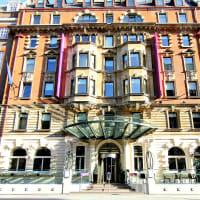 Ambassadors Bloomsbury Hotel - Exterior front