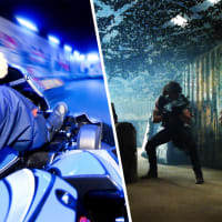 Go Karting & Virtual Warfare