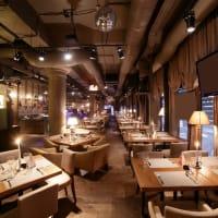 Pub - restaurant interior