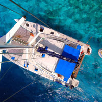 5 Hour Private Catamaran Cruise