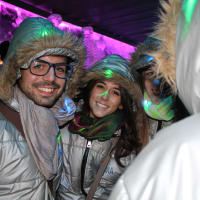 Ice Bar Entry