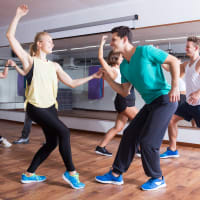 Strictly Come Dancing Themed Dance Lesson