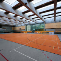 Com-com Zone Sport Complex - interior