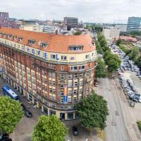 A&O Hostel - Hamburg Hauptbahnhof Quad Room