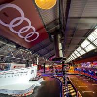 Karting Carlos Sainz Centre - indoor track