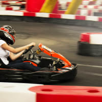 Indoor Karting - Sprint Race