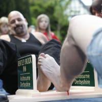 Toe Wrestling Championships