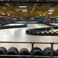 Teamsport Newcastle Go Karting Track