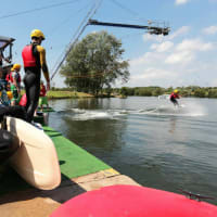 National Water Sports Centre - Wakeboarding