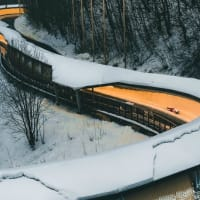 Riga Bobsleigh track