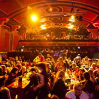 Komedia Comedy - Bath - interior of venue