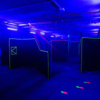 Laser Tag Private Hire