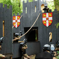 Delta force paintball edinburgh - site