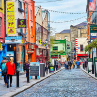 Dublin - Creative Quarter - Dublin: the Highlights