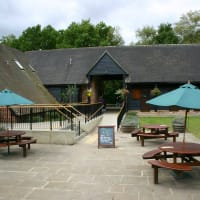 Moors Valley - exterior