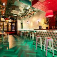 Barrio Shoreditch - Interior bar