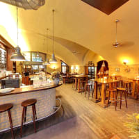 Brauhaus Lemke - interior restaurant 2
